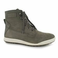 Firetrap Mens Saudi Boots Synthetic Sole Lace Up Casual Ankle Footwear