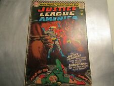 Justice League Of America #45 Shaggy Man Origin, G