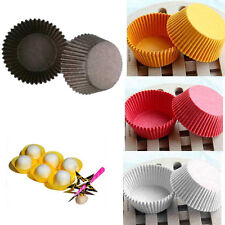 480 PCS Paper Cake Cup Liners Baking Cup Muffin Kitchen Cupcake Cases Cake Mould