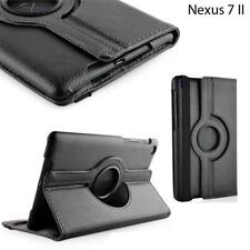 Rotate 360° Case Cover For Asus Google Nexus 7 II 2nd Generation Leather Stand