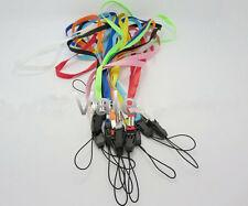 5x 10x Lot Neck Lanyard Strap For Camera Phone Mp3 ID Card Holder Usb Pass Keys