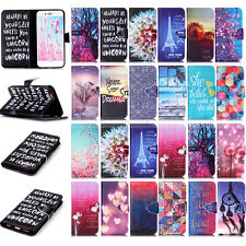 -YX2 Painted Leather Case Cover For Apple iPhone 6S Plus 5S/5C/4 Touch 5/6th Gen
