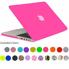 For Macbook Pro 13 Air 13 11 Pro 15 Retina Pattern Matte Rubberized Case Shell