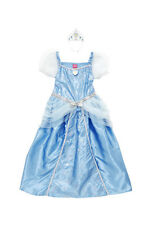 New Girls Disney Princess Cinderella Fancy Dress Costume Age 5 - 6 Years