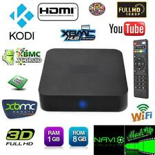 New S805 Smart TV BOX Android XBMC Quad Core 8GB WIFI HD Media Player OZ
