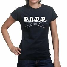 DADD Dad Father Funny Joke Slogan Gift Present Ladies Womens T shirt
