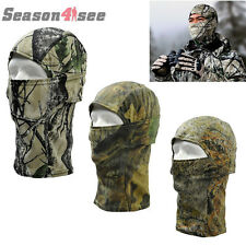 Outdoor Tactical Airsoft Chiefs Rattlesnake Full Camo Mask for Hunting