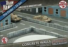 Team Yankee BNIB Concrete Walls BB191