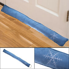 "36"" Draft Stopper Blocker Cool Cold Air Under Door Guard Window Decorative Home"