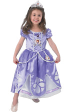 Child Deluxe Disney Princess Sofia the First Girls Fancy Dress Costume