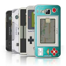 STUFF4 Back Case/Cover/Skin for Huawei G8/Games Console