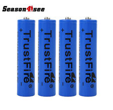 AAA Flashlight 10440 3.7V TrustFire Rechargeable Li-ion Battery  1/2/3/4/5pcs