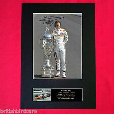 DAN WHELDON memorial edition Autograph Mounted Photo REPRO QUALITY PRINT A4 143