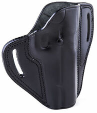 The Casual - KIRO Black Leather Holster for Colt 1911