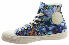 Converse Chuck Taylor All Star Womens Hi Top Trainers Flowers 547303C D71