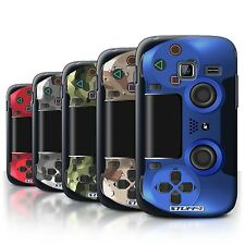STUFF4 Back Case/Cover/Skin for Samsung Galaxy Y Duos/S6102/Playstation PS4