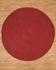 Natural Area Rugs Brussels Jute Hand Woven Natural Area Rug