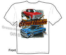 Chevy Shirt Pickup T Shirt Chevrolet Truck Tee Shirts 1968 1969 1970 1971 1972
