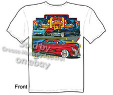 Hot Rod T Shirts Custom Car Shirts Classic Car Shirt Automotive 1940 Mercury Tee