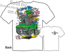 Ratfink T Shirts Hot Rod T Shirts Big Daddy Clothing Truck Tee Shirts Pickup Tee