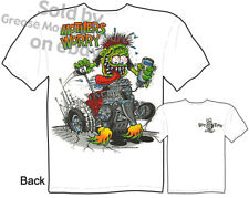 Ratfink T Shirts Hot Rod Clothes Ford Shirt Big Daddy Clothing Ed Roth Tee 33 34
