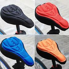 Mountain Bike Bicycle Cycling Soft Comfort Nonslip Saddle Seat Pad Cushion Cover