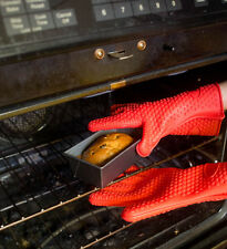 1PCS Kitchen Heat Resistant Glove Oven Mitts Pot Holder Baking Cooking Reusable