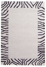 Acura Rugs Ashley cream/Black Area Rug