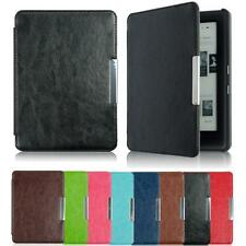 New Magnetic Slim Leather Case Cover Pouch For kobo touch 6.0 Inch & 2.0 eReader