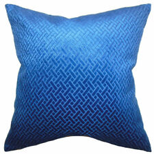 The Pillow Collection Brielle Solid Throw Pillow Cover