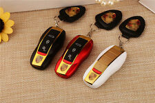 S1 sports car key ring model Cell Phone Unlocked MP3 Quad Band Dual SIM phone