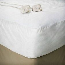Electric Heated Mattress Pad thin wire NEW King Biddeford Mult sizes available
