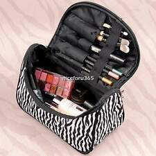 New Waterproof Travel Cosmetic Case Toiletry Makeup Bag Zipper Organizer Pouch