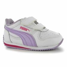 Puma Kids Fieldsprint Trainers Infant Girls Runners Running Shoes Sport Sneakers