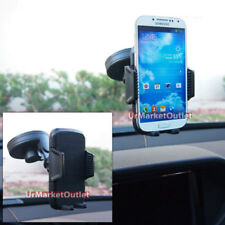 Car/SUV Front Windshield 360 Suction Cup Mount Holder for Samsung Phone/Mobile