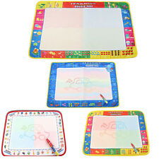 80X60cm Water Drawing Painting Writing Mat Board Magic Pen Doodle Baby Toy Gifts