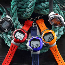 Boys Watch Waterproof Fitness Heart Rate Monitor Sport Watch Calories Counter