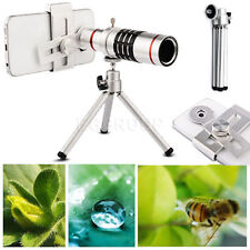 New 18X Zoom Optical Telescope Telephoto Lens w/ Tripod For Universal Cell Phone