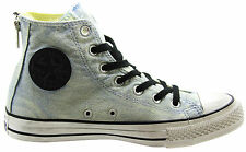Converse Chuck Taylor CT Back Zip Hi All Star Trainers Womens 146989C U55