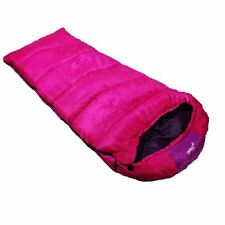 Gelert Hibernate 4 Sleeping Bag Junior Outdoor Camping Hiking Accessories