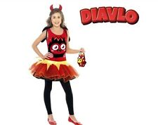 Smiffys Moshi Monsters Adult Kids Diavlo Fancy Dress Party Halloween Costume