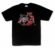 """SLAYER """"SHOW NO MERCY"""" BLACK T-SHIRT NEW OFFICIAL MUSIC METAL BAND ADULT"""