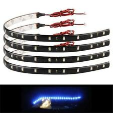 3colors 30cm SMD LED Strip Light Flexible Waterproof 12V DIY Car Decor New J