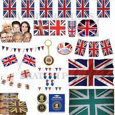 Union Jack Party Decorations Supplies Queens 90th Birthday Royal Celebrations