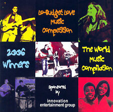 Various-2006 Lo-Budget Love Music Compilation CD  CD NEW