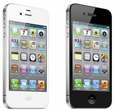 "APPLE IPHONE 4S 32GB/64GB iOS8 3G 8MP GPS WIFI  3.5"" GSM Unlocked SMARTPHONE"