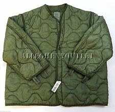 US Military M-65 Field Jacket OD Green & Foliage Coat Liner XS S M L XL XXL NEW