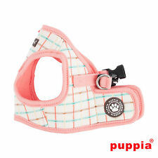 Dog Puppy Harness Soft Vest- Puppia - Tot - Peach - Choose Size