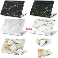 Marble Painting Frosted Matte Glossy Hard Case Cover for Macbook Air Pro Retina