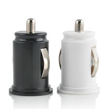 For iPhone 5s 5 6 6 Plus Universal Dual USB 2-Port Bullet Car Charger Adaptor